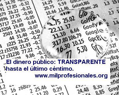 Dinero Público Transparente